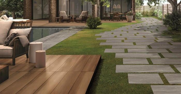 Outdoor Paving Dilemma: Porcelain or Natural Stone Tiles ...