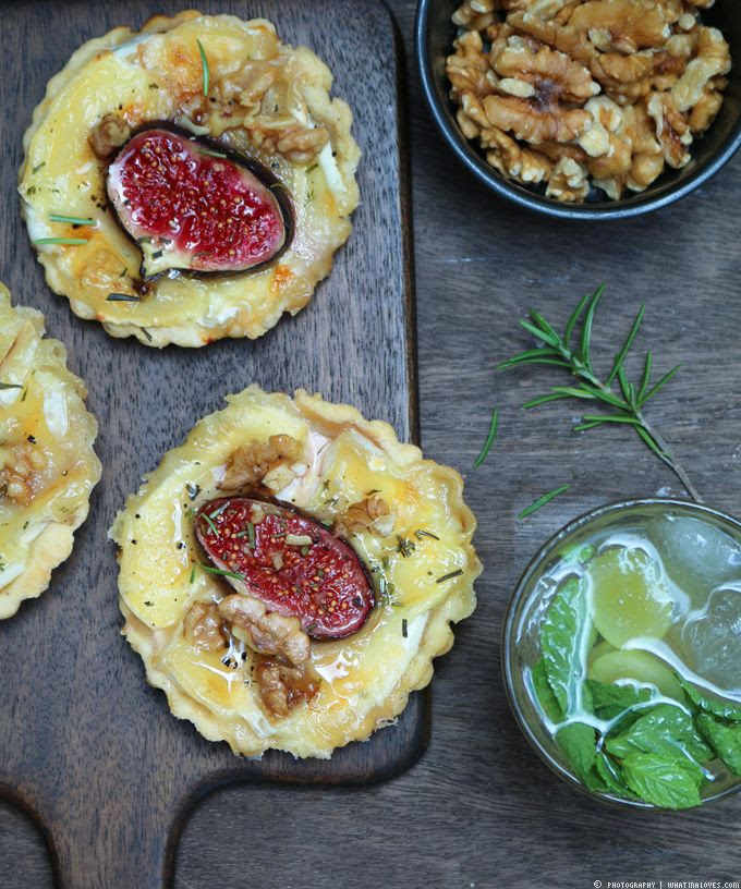 herzhaft Fingerfood Figs