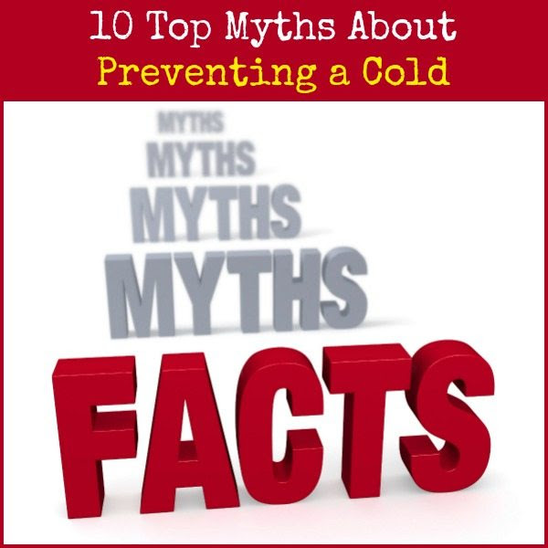 10 Top Myths About Preventing a Cold | Backdoor Survival