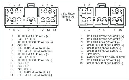 Infinity 36670 Amp Wiring Diagram - Wiring Diagram