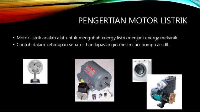 Alat Pengatur Kecepatan Motor Listrik Ac 3 Phase