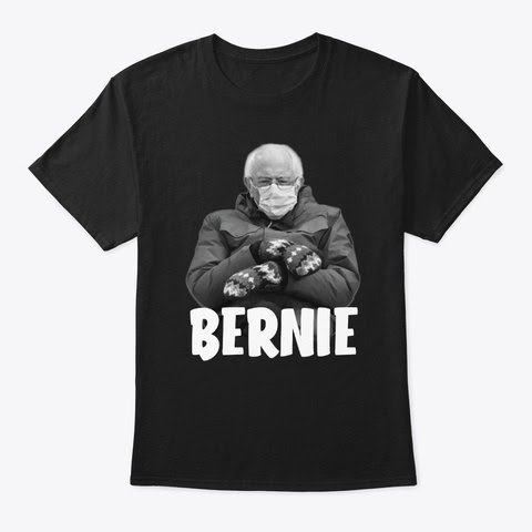 Bernie Inauguration 2021 Shirts