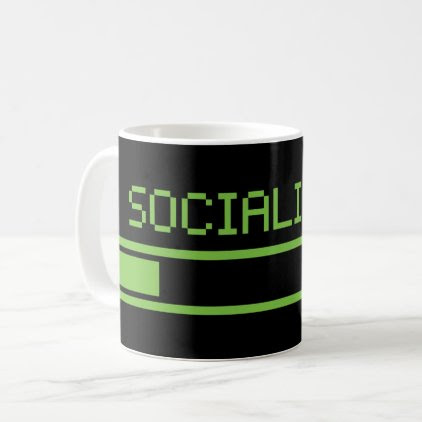 Socializing Coffee Mug