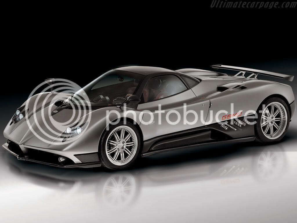 Fast Cars: Mclaren F