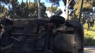 El vehicle bolcat