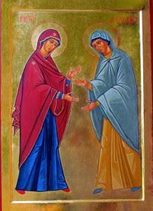 Icona della Visitazione alla Dozza