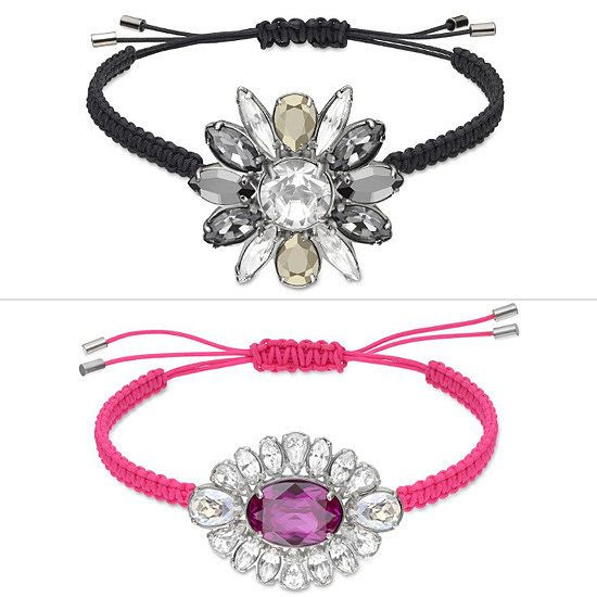 Swarovski Shourouk Jewelry Collaboration