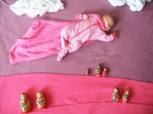 Сны маленькой Милы