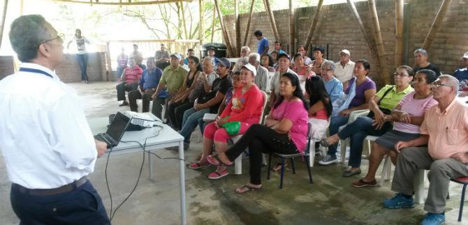 El Censo Inmobiliario Rural trabaja a toda marcha para cumplirle a la ciudad