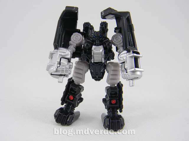 Transformers Pinpointer DotM Human Alliance Scout - modo robot