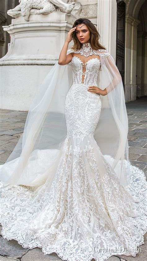 Most Expensive Wedding Gowns 2018 Crystal Design 2018