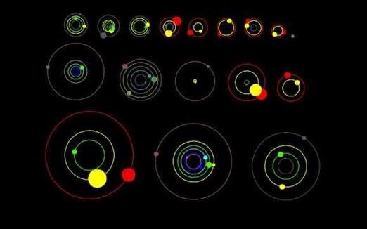 kepler-11-solar-systems