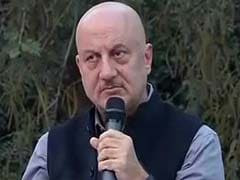 Those On Bail Are Not Olympic Heroes, Says Anupam Kher At JNU