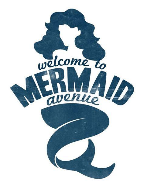 mermaid logo logo design pinterest mermaid crushes