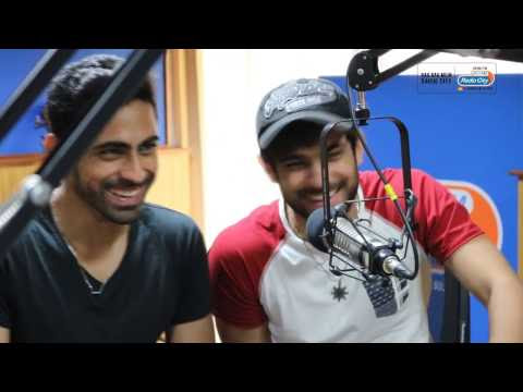 Sanam The Band At Radio City With RJ Salil & RJ Archana