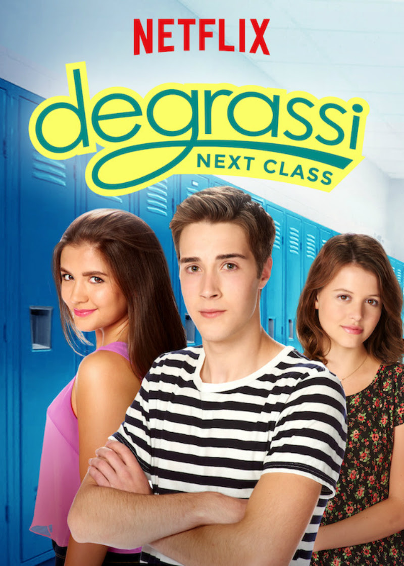 REVIEW: Degrassi: Next Class, nova série do Netflix