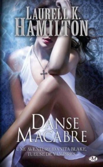Anita blake 14  Danse macabre