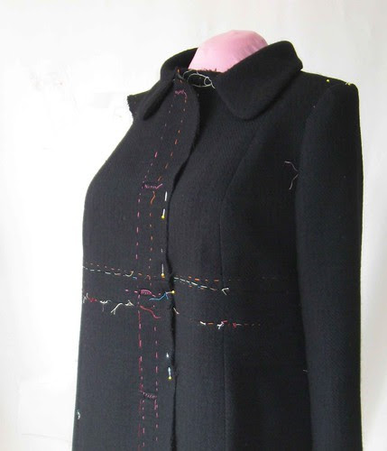 H coat front first view