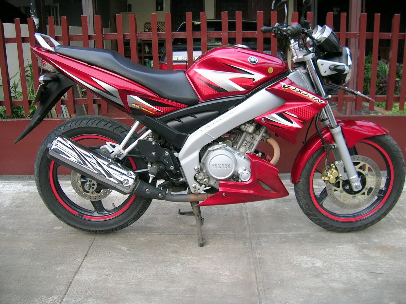 Yamaha Fuel Injection