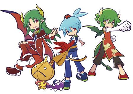 Sega ぷよぷよ Topics
