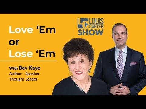 Louis Carter Show with Bev Kaye