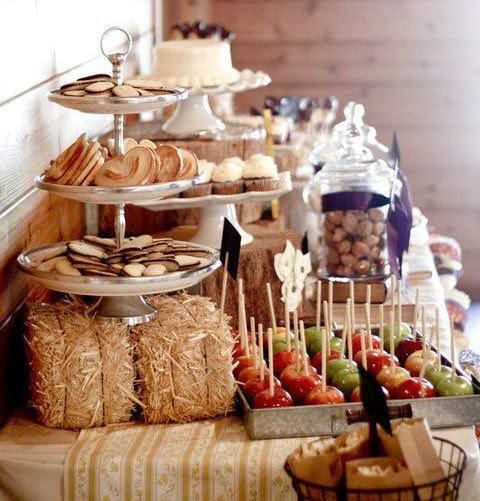 40 Creative And Cute Rustic Bridal Shower Ideas Happyweddcom