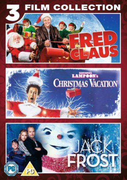 Triple Christmas Box Set (Jack Frost / Happy Feet / Fred ...