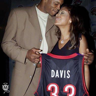 Davis whipped