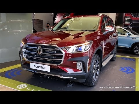MG Gloster Savvy 4WD ADAS Internet Inside- ₹42 lakh | Real-life review