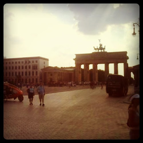Brandenburger tor by Erixsson