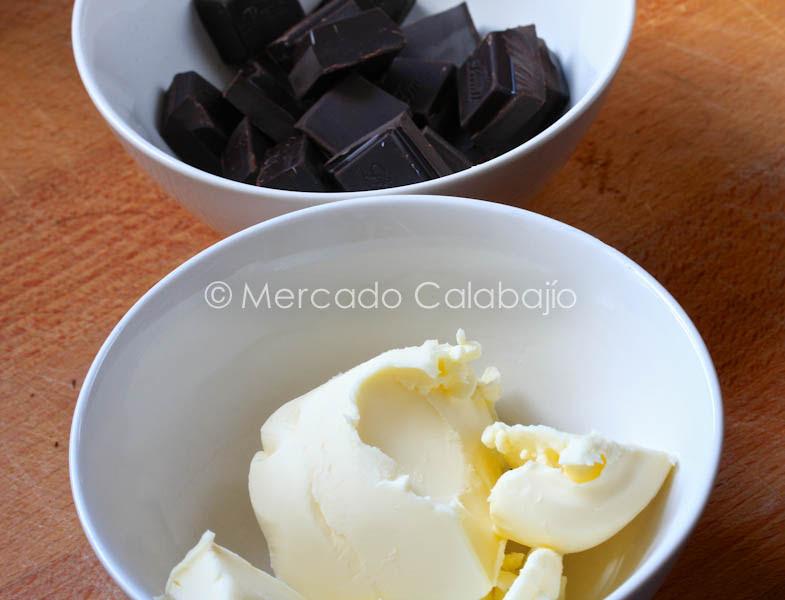 TARTA BROWNIE DE OREO CON MOUSSE DE CHOCOLATE-2