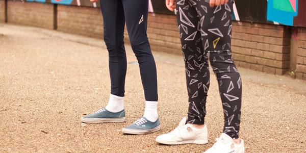 Meggings los nuevos leggings para hombres #AhoraSi