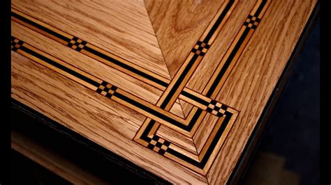 inlay  table top youtube