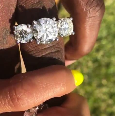 Gucci Mane Gifted With His Own Engagement Ring From