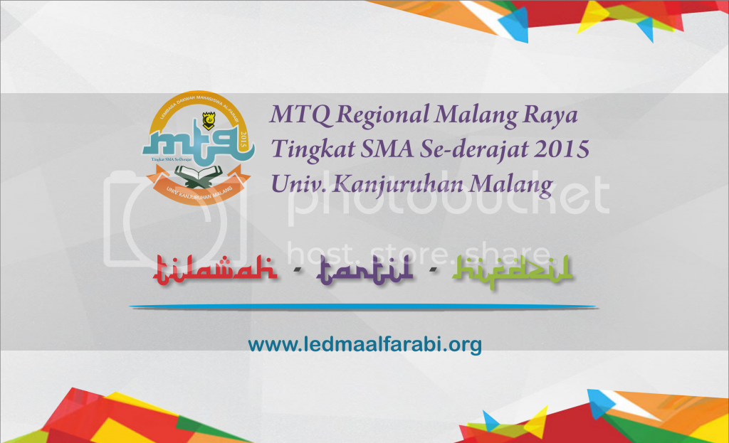 Technical Meeting MTQ Regional Malang Raya 2015