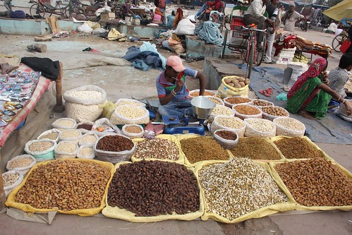 The Dry Fruit And Spice Sellers Of Delhi by firoze shakir photographerno1