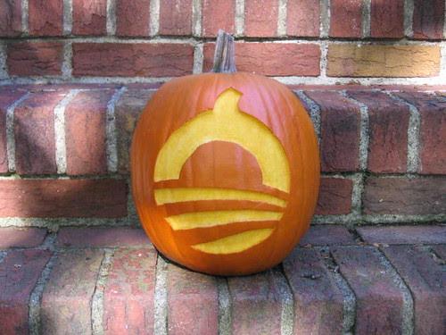 Barack o'lantern