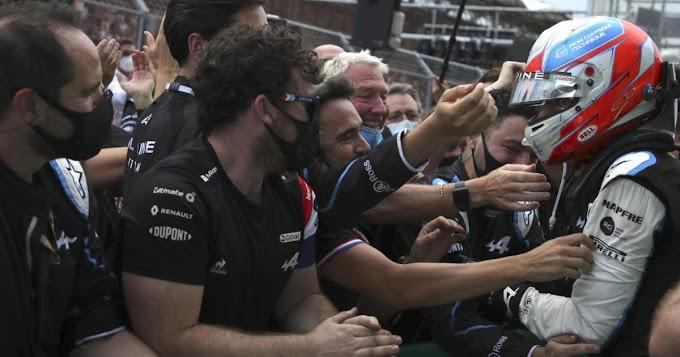 Formula 1, in Ungheria ha vinto l'Italia dei 'cervelli in fuga' - Il Fatto Quotidiano