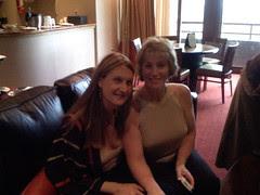Jenny Boylan and Donna Rose