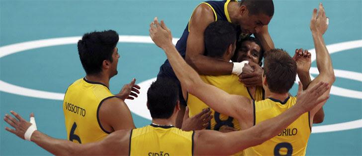 Rumo ao ouro: Brasil vence a Tunísia na estreia do vôlei