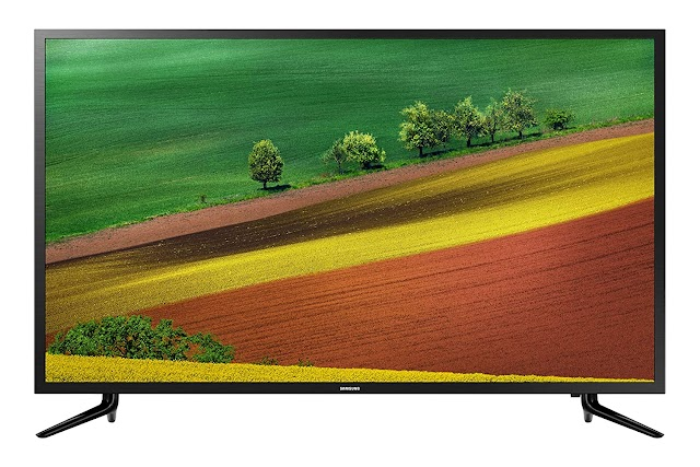 Samsung 80 cm (32 Inches) Series 4 HD TV black color