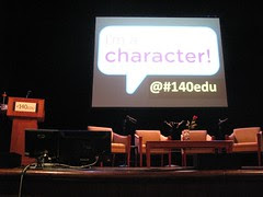 #140edu stage - via digital camera