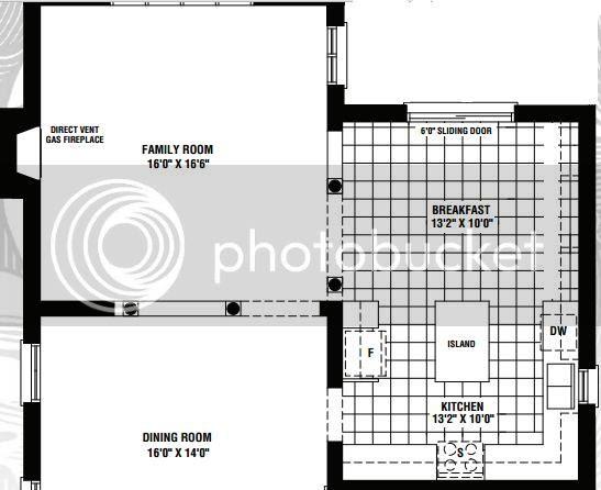 Kitchen Floor Plans Peninsula kitchen floor plans peninsula