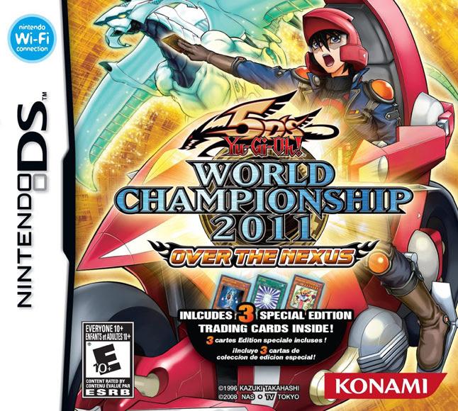 Pokemon Liga DS: Rom NDS - Yu-Gi-Oh! 5D World Championship ...