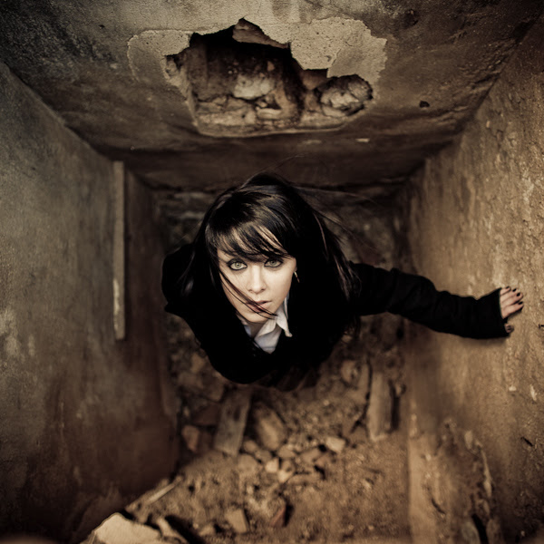 Down in a hole - Matmoon, DeviantArt
