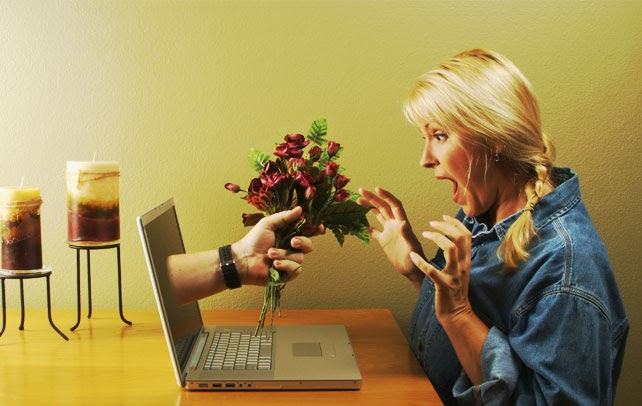 Women who prey on vulnerable men thru online dating