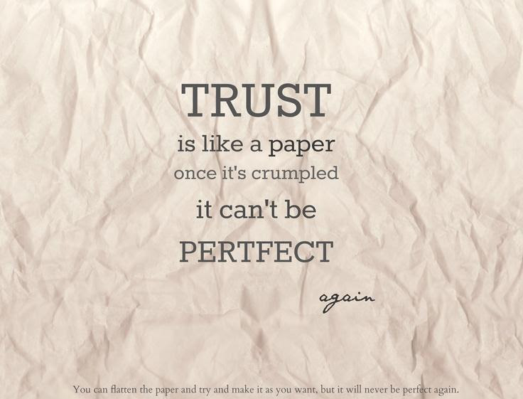 Trust Quotes Trust Sayings Trust Picture Quotes