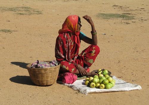 Guava vendor by Coshipi