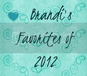 2012 favorite books