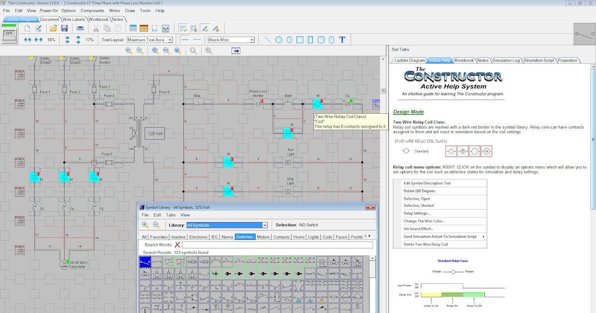 Electrical Wiring Diagram Software Free